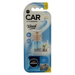 Samochodowy odświeżacz powietrza Wood Fresh Linen 6m...
