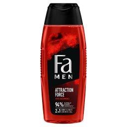 Men Attraction Force Żel pod prysznic 400 ml