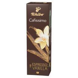 Cafissimo Espresso Vanilla Kawa palona mielona w kapsułkach 70 g