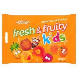 Fresh & Fruity Kids Galaretki z nadzieniem
