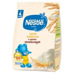 Kaszka ryżowa bezmleczna wanilia dla niemowląt po 4....