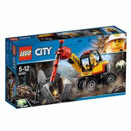 Klocki Lego City Kruszarka górnicza 60185