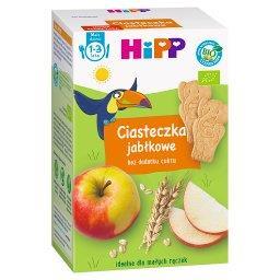 BIO Ciasteczka jabłkowe 1-3 lata