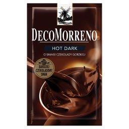 DecoMorreno Hot Dark Napój instant o smaku czekolady...