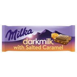 Darkmilk Czekolada mleczna Salted Caramel