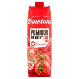 Sok 100% pomidor pikantny 1 l