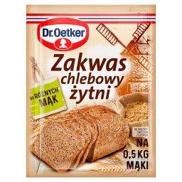 Zakwas chlebowy żytni