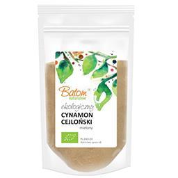 Cynamon cejloński mielony 40g