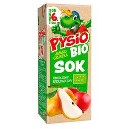 Bio Sok owocowy ekologiczny jabłko gruszka od 6. mie...