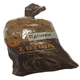 Chleb Krojony z Dynią 400g