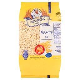 Makaron 4 jajeczny ryż