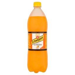 Mandarin Napój gazowany o smaku mandarynkowym 1 l