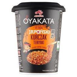 Danie instant z sosem w stylu japoński kurczak teriy...