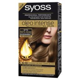 Oleo Intense Farba do włosów Ciemny blond 6-10