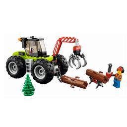 City Great Vehicles Traktor leśny 60181