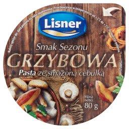 Smak Sezonu Grzybowa Pasta ze smażoną cebulką