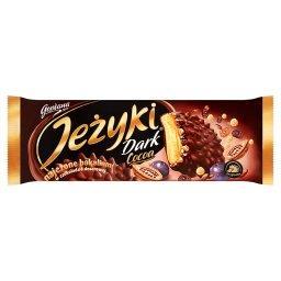 Dark Cocoa Herbatniki w czekoladzie deserowej