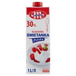 Śmietanka Polska deserowa 30 % 1 L