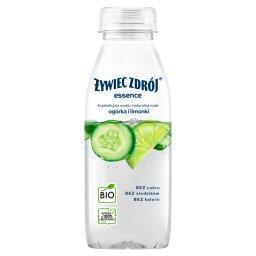 Essence Napój niegazowany BIO o smaku ogórka i limon...