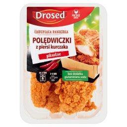 Polędwiczki z piersi kurczaka pikantne
