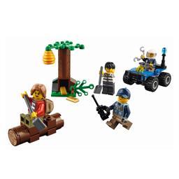 Klocki Lego City Uciekinierzy w górach 60171
