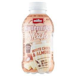 Milch Shake Napój mleczny o smaku białej czekolady i...