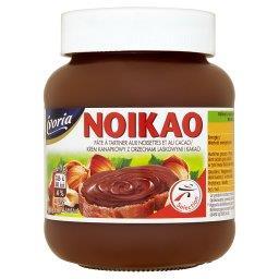 Noikao Krem kanapkowy z orzechami laskowymi i kakao
