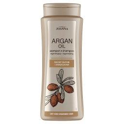 Argan Oil Szampon regenerujący