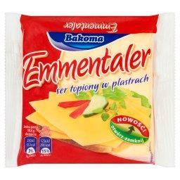 Emmentaler Ser topiony w plastrach  (7 plasterków)
