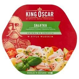 Sałatka gotowa do spożycia w stylu włoskim