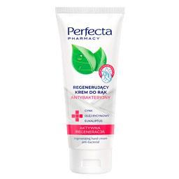 Perfecta Pharmacy Regenerujący krem do rąk antybakteryjny 80 ml