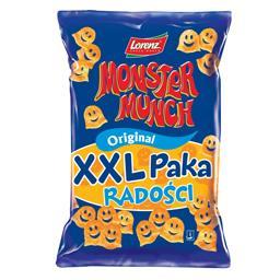 Chrupki ziemniaczane Original Monster Munch XXL 150g