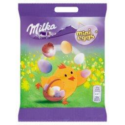 Mini Eggs Draże z czekolady mlecznej