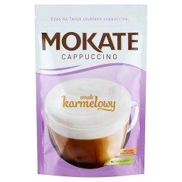Cappuccino smak karmelowy