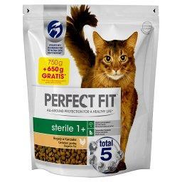 Sterile 1+ Karma dla dorosłych kotów 1400 g