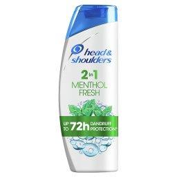 Menthol Fresh 2w1 Szampon przeciwłupieżowy 360ml