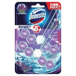 Power 5 Lavender Kostka toaletowa