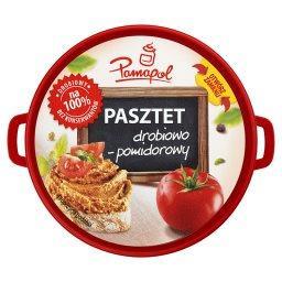 Pasztet drobiowo-pomidorowy
