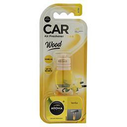 Samochodowy odświeżacz powietrza Wood Vanilla 6ml