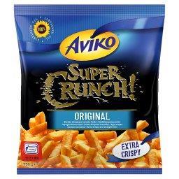 Super Crunch Original Bardzo chrupiące i proste fryt...