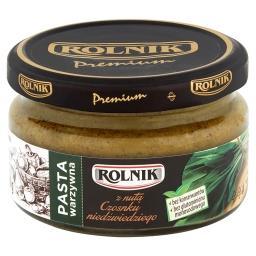 Premium Pasta warzywna z nutą czosnku niedźwiedziego