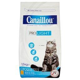Pro Light Pełnoporcjowa karma dla dorosłych kotów z indykiem