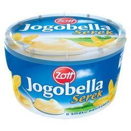 Jogobella Serek o smaku waniliowym