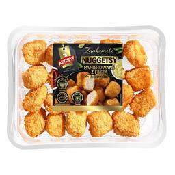 Nuggets z kurczaka panierowany 400 g