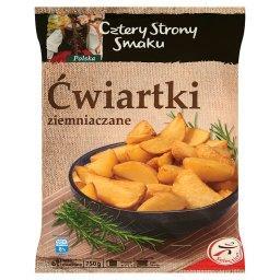 Polska Ćwiartki ziemniaczane