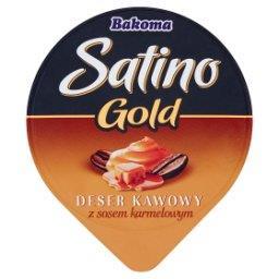 Satino Gold Deser kawowy z sosem karmelowym