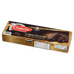Crépes Delikatne ciasteczka w czekoladzie