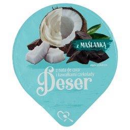 Deser z nata de coco i kawałkami czekolady 170 g