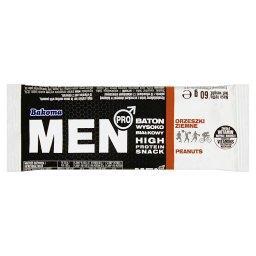 Men Pro Baton wysokobiałkowy orzeszki ziemne
