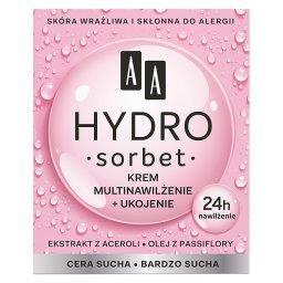 Hydro Sorbet krem multinawilżenie+odżywienie cera su...